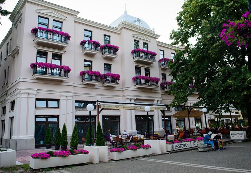 Hotel Zepter